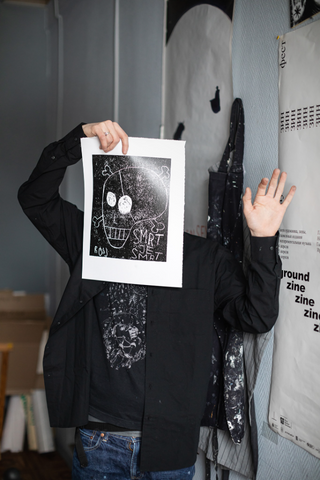 Вгалерее ИГУМО пройдет выставка художника Валерия Чтака «Все итак понятно»