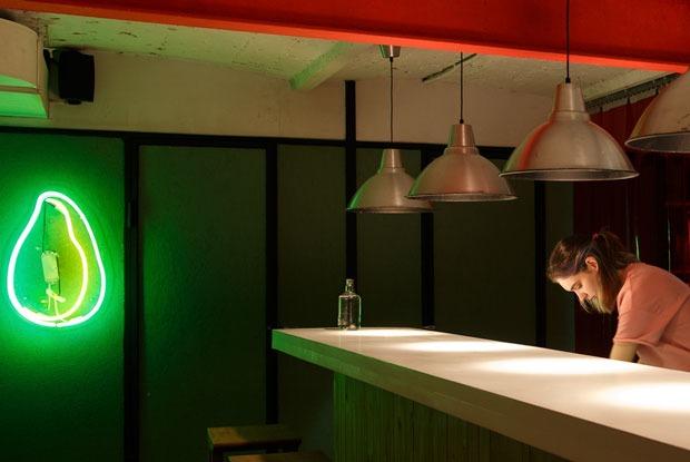 Мексиканский бар Veladora на Покровке