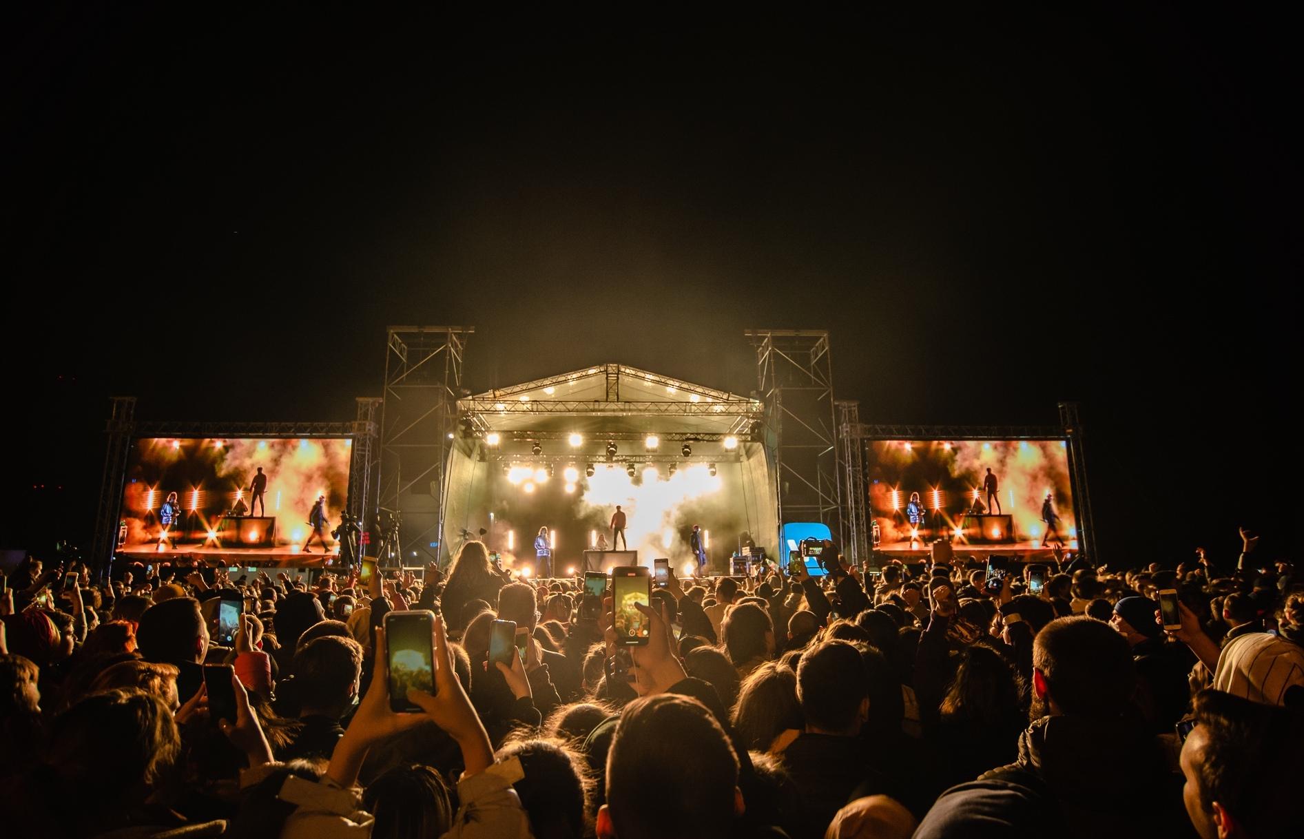 Как прошла Ural Music Night вЕкатеринбурге