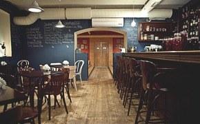 Новое место: Кафе Delicatessen