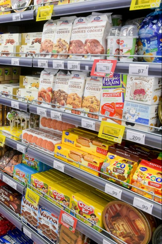 «Магнит» запустит собственную доставку продуктов