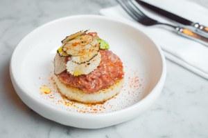 400 тартаров: Куда идти наMoscow Restaurant Week