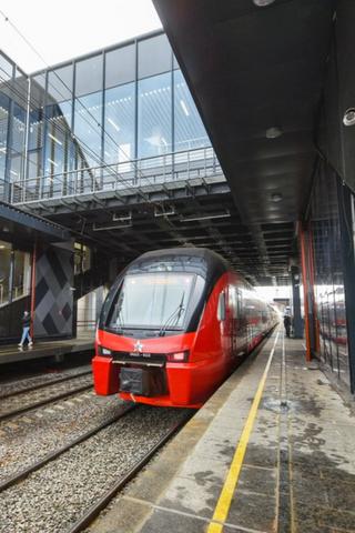 На МЦД до конца года откроют еще четыре станции