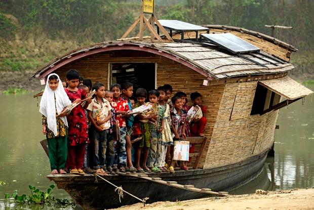 Бизнес на воде: Интересные мировые проекты налодках
