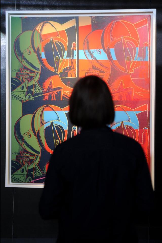 ВНовой Третьяковке откроется выставка «Я,Энди Уорхол»