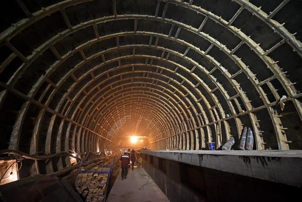 Как будет выглядеть Московский метрополитен к 2025 году