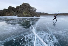 Где покататься на коньках в Иркутске