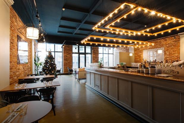 18 кафе, ресторанов ибаров ноября (Петербург)