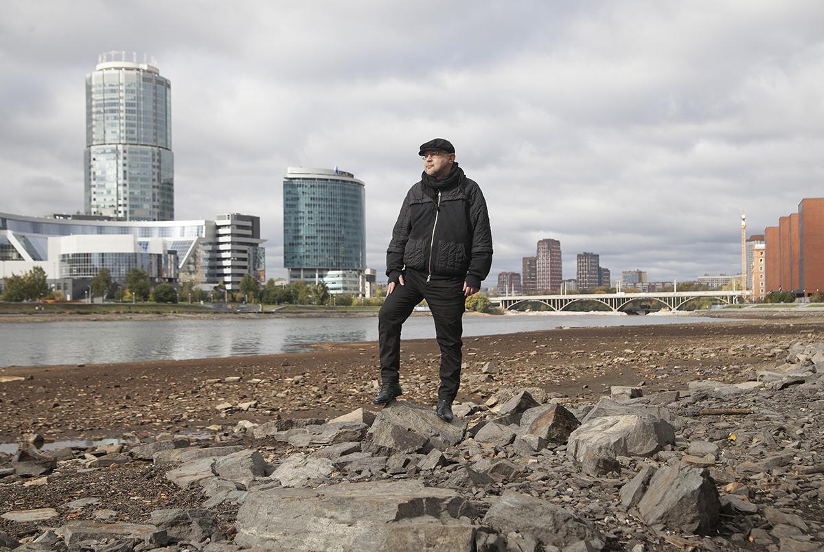 Писатель Алексей Иванов — обиндустриальных смыслах Екатеринбурга и возвращении Ёбурга