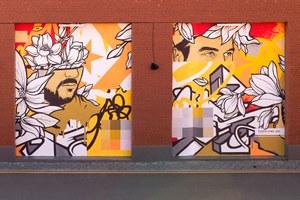 Какочистить воздух спомощью граффити