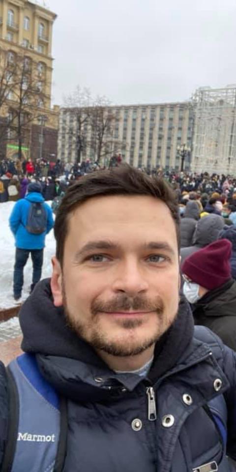 Суд оштрафовал политика Илью Яшина на20тысяч рублей заучастие вмитинге
