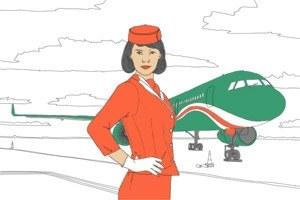 Как всё устроено: Работа стюардессы