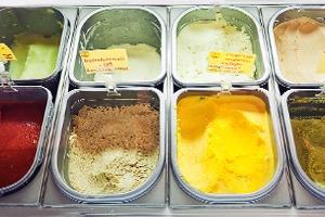 Все свои: Кафе-мороженица «Вкусные штучки» наПетроградке