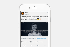 Залину Маршенкулову иеще 20девушек затравил «Двач». Форум взял лого The Village для фейка