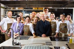 Как устроена кулинарная школа Novikov School