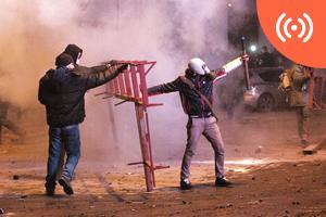 События в Киеве: 22 января