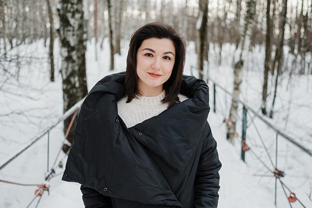Валентина Горшкова — о любви к парку «Швейцария»