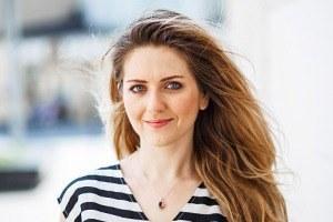 Катя Каган, продюсер журналаEsquire