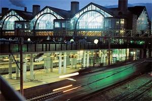 Как реконструируют петербургские вокзалы