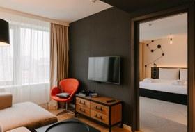 Pentahotel: Как устроен сетевой отель вдоме-книжке наНовом Арбате