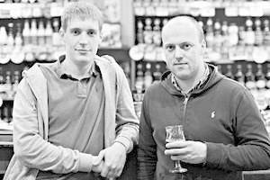 Алексей Буров, создатель сети магазинов «Пивная карта»