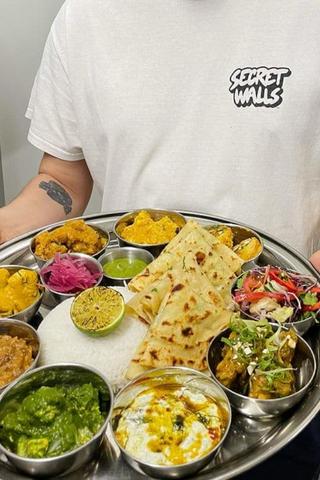 Ккоманде гастрономического лейбла Food Rec. присоединился проект индийской кухни «Осторожно, слон»