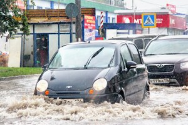 Наводнения в регионах в снимках ивидео Instagram