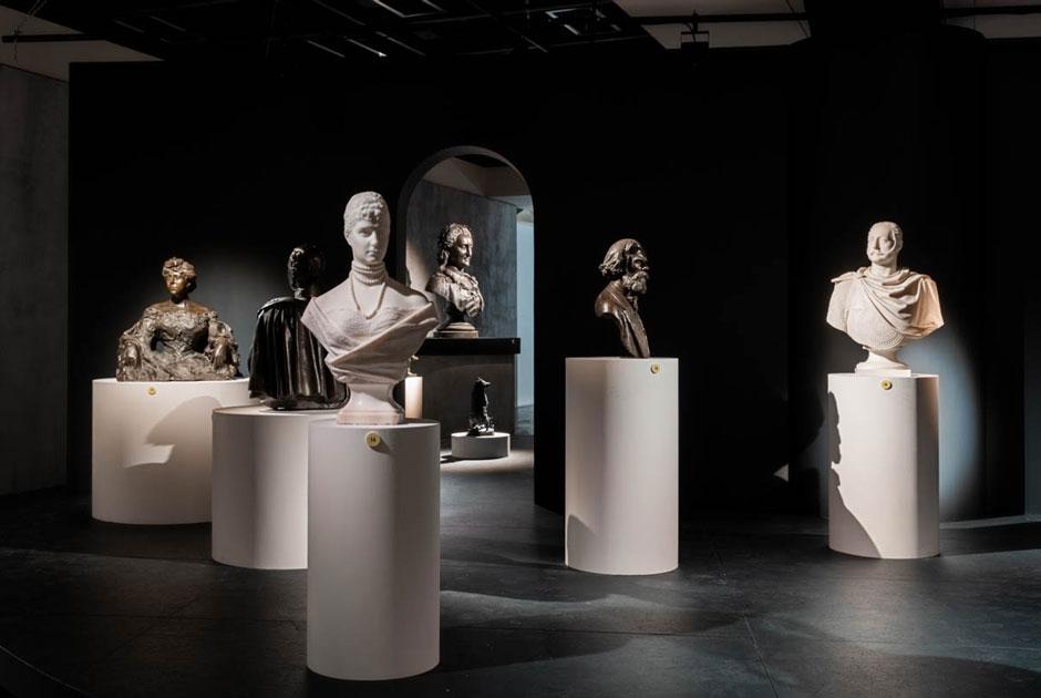 «(Не)подвижность»: Зачем идти напервую масштабную выставку русской скульптуры