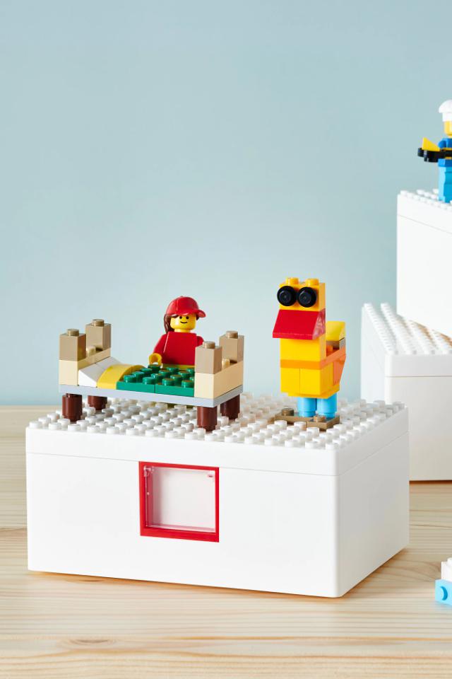 Совместная коллекция ИКЕА и Lego