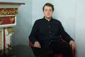 Олег Коронный— оДоме учёных наПречистенке