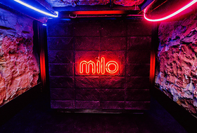 MILO CLUB: новая локация на Зеленском съезде