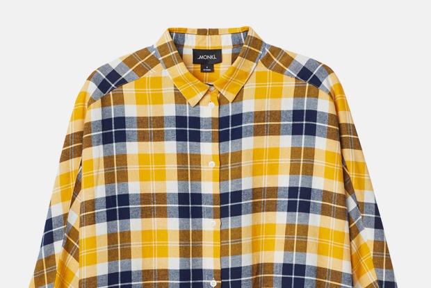 Где купить женскую рубашку вклетку: 9вариантов от одной до семи тысяч рублей