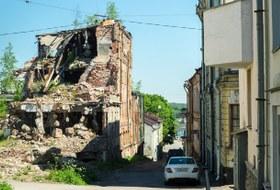 Зачем хотят снести исторический квартал вВыборге