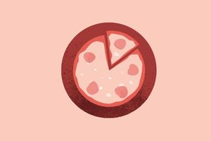 Сколько насамом деле стоит пицца