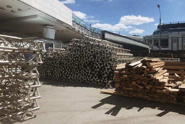 «Это немы»: Почему фестиваль фонтанов вМоскве готовят тайно