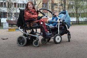Мама на коляске: «Как я живу соспинальной амиотрофией»