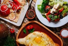 «Мускат»: кавказская кухня по доступным ценам в центре Нижнего