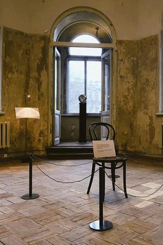 В доме Мурузи на Литейном проспекте открыли музей Иосифа Бродского