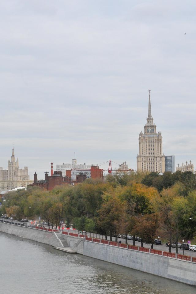 Часть набережной Тараса Шевченко будет пешеходной повыходным