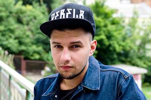 Внешний вид (Киев): Юра Сергеев, мастер в барбершопе Firm