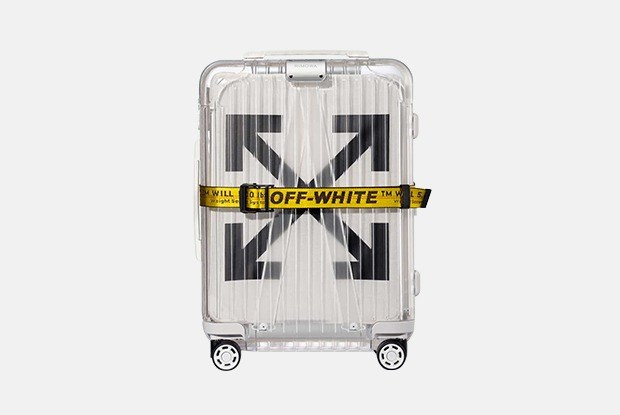 Что купить вместо чемодана Off-WhitexRimowa