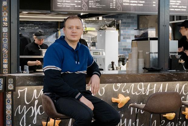 Михаил Гончаров, «Теремок»: «Наблинах счерной икрой мыпочти незарабатываем»