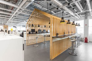 Как устроен офис ИКЕА