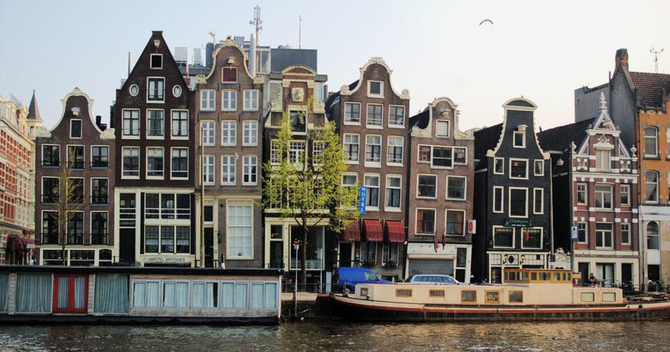 Жилье в амстердаме квартира за рубежом