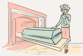 Что происходит спрахом, оставленным вкрематории?