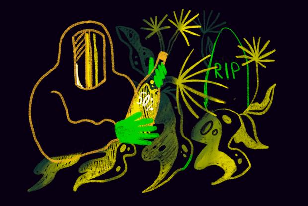 Вторжение борщевика вРоссию