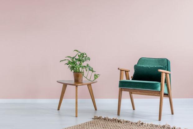 Испытание цветом: Что такое колор-блок и как его использовать в интерьере
