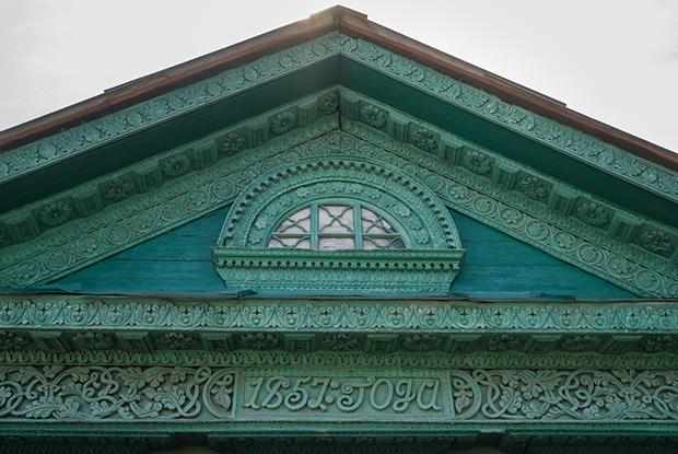 Деревянная архитектура Сормова