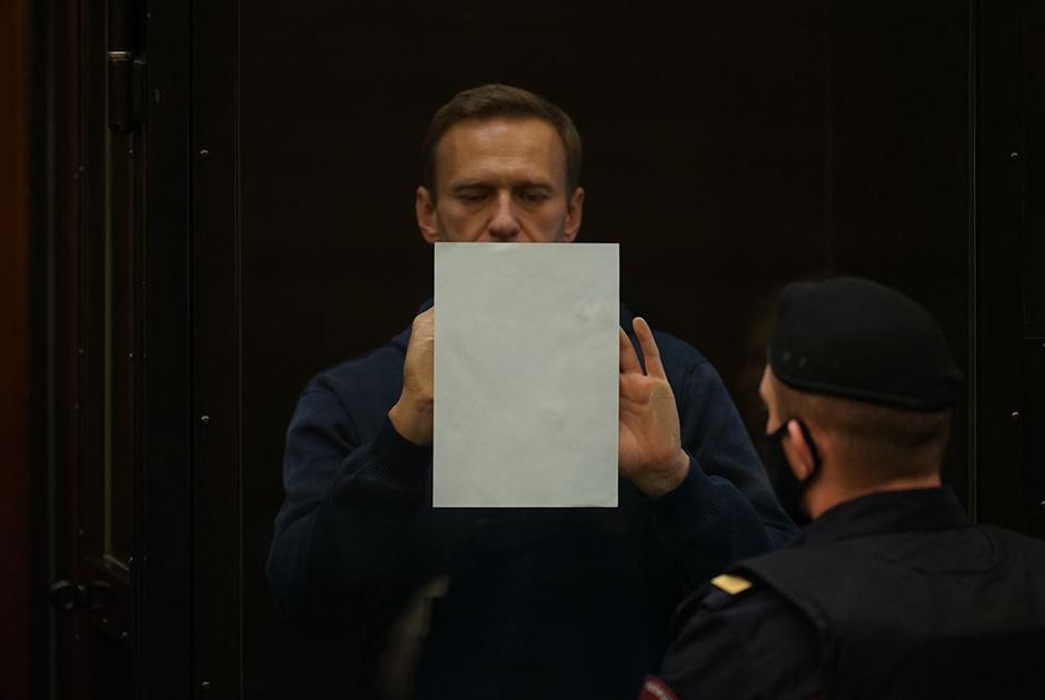 «Символично, что суд над Навальным проходит вдень сурка»