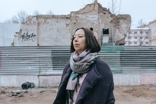 Старший куратор V-A-C Катерина Чучалина— о том, чем фонд займется в Крылатском иМневниках
